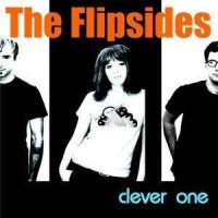The Flipsides – Clever One (2002, Pink&Black)