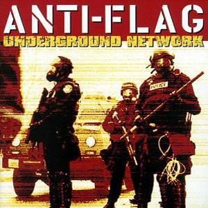 Anti-Flag – Underground Network (2001, Fat Wreck)