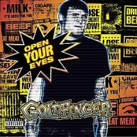 Goldfinger – Open Your Eyes (2002, Jive Records)