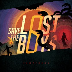 Save the Lost Boys – Temptress (2016, Victory Records)