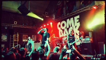 18.08.2016 – Comeback Kid / Defeater / Negative Approach / Giants – Oberhausen Kulttempel