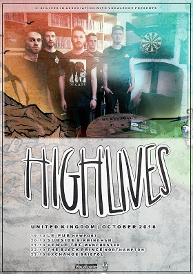 Interview mit Highlives (August 2016)