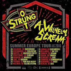 04.08.2016 – Strung Out / A Wilhelm Scream / Such Gold – Köln Underground
