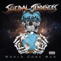 Suicidal Tendencies – World Gone Mad (2016, Suicidal Records)