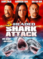 3-Headed Shark Attack (USA 2015)