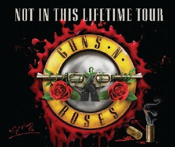 Guns N Roses spielen 2017 zwei Konzerte in Deutschland