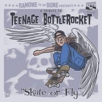 Teenage Bottlerocket: Tribut-Sampler zum Zahl-was-du-willst-Obulus