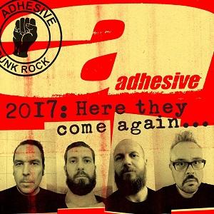 Adhesive: Die Schweden-Punks kehren auf die Bühne(n) zurück