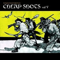 V/A – Cheap Shots Vol. V (2001, Burning Heart Records)
