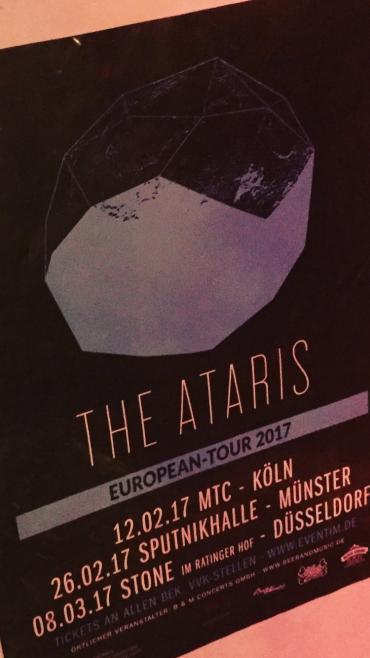 08.03.2017 – The Ataris / Slimboy – Düsseldorf Stone