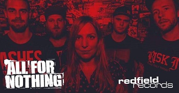 All For Nothing: Ab jetzt bei Redfield Records