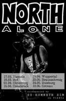 North Alone: Tourdaten-Update