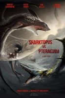 Sharktopus vs. Pteracuda (USA 2014)