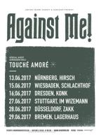 Against Me! mit neuen Live-Daten
