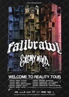 Fallbrawl & Enemy Mind: Zwei Abrissbirnen gemeinsam auf Tour