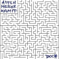 Affenmesserkampf – Doch (2013, Narshardaa Records)