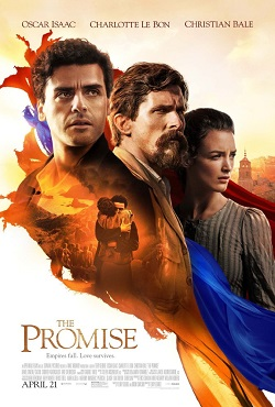 The Promise: deutscher Trailer zum Historien-Drama