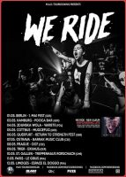 We Ride: Auf musikalischer Rundreise