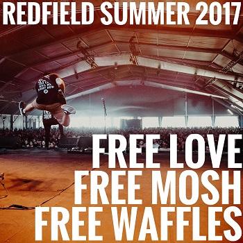 Redfield Records: Gratis-Sommer-Kompilation