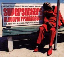 Supersuckers / Electric Frankenstein – Splitsville Vol. 1 (2002, The Music Cartel)