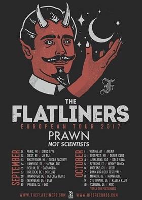 The Flatliners: Die nächste Tour naht