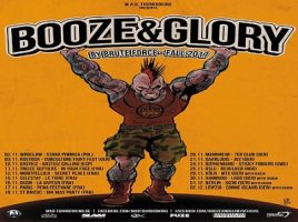 Booze & Glory: Street-Punk auf Tour