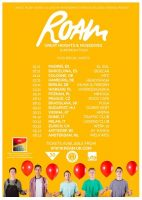 ROAM: Neue Platte und Tour am Start