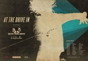 At the Drive-In: Frühjahrstour
