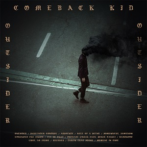 Comeback Kid – Outsider (2017, Nuclear Blast/New Damage Records)
