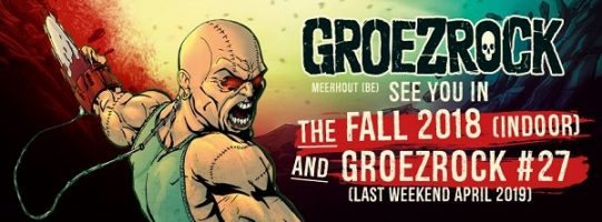 Groezrock: Festival-Absage für 2018