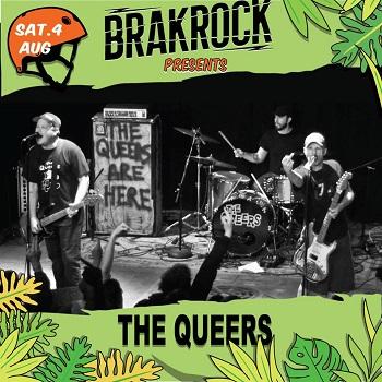 Brakrock 2018: Die Queers und Bombpops sind dabei