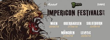 Impericon Festival: Die Tour-Stopps stehen fest