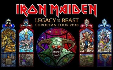 Iron Maiden: Der Metal-Klassiker zurück in Deutschland