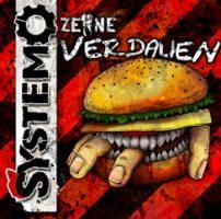 Systemo – Zehne verdauen (2017, Abbruch Records)