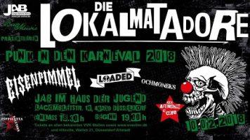 Wider der närrischen Zeit: Karnevals-Kontrastprogramm in Düsseldorf