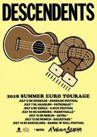 Descendents: Europa-Visite im Sommer