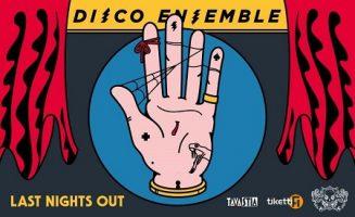 Disco Ensemble: Aus und vorbei