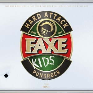 Hard Attack – Faxe Kids (2017, Destructo Records)