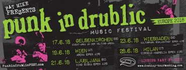 Punk in Drublic: NOFX mit variablem Line-Up auf Festival-Tour