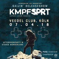 KMPFSPRT: Erster Song seit zwei Jahren, neue Platte und Release-Show