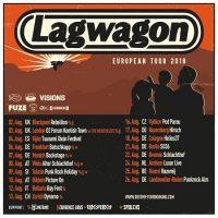 Lagwagon: Europa-Tour im Sommer