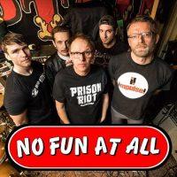 Läuft! No Fun At All stellen zweiten Vorab-Track vor