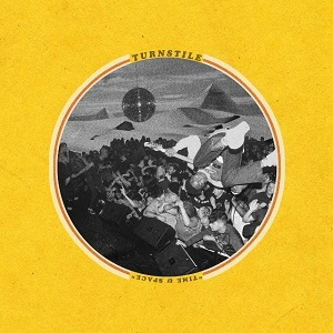 Turnstile – Time & Space (2018, Roadrunner/Warner)