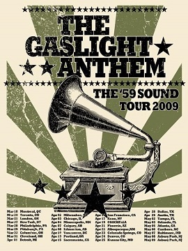 the-gaslight-anthem-tour-2009
