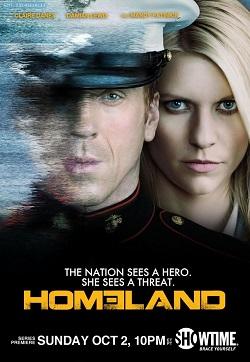 Serien Homeland