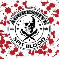 aggressive-spit-blood