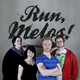 run-melos-poserbild